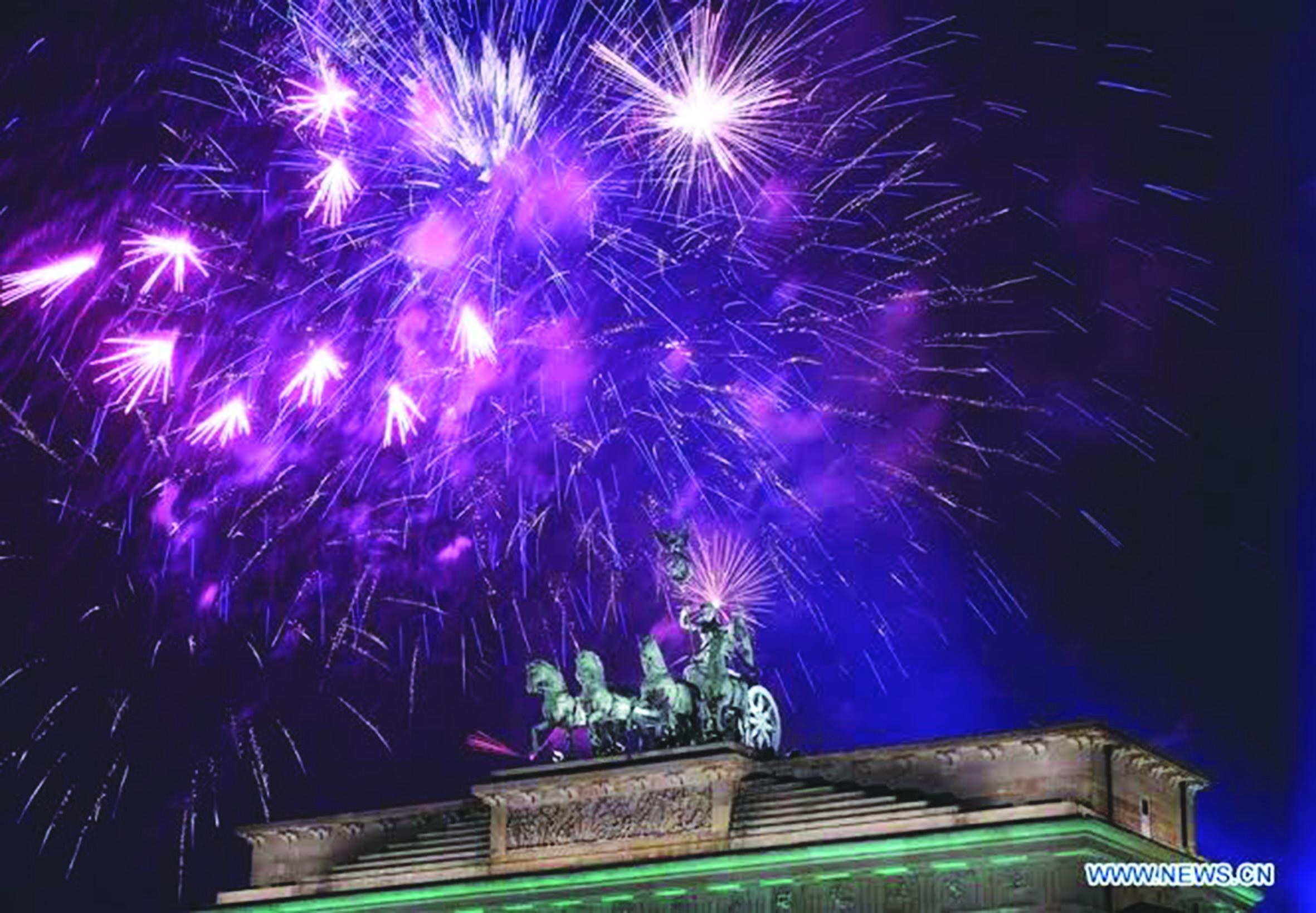 Environmental concerns trigger public debate on fireworks ban in Germany
