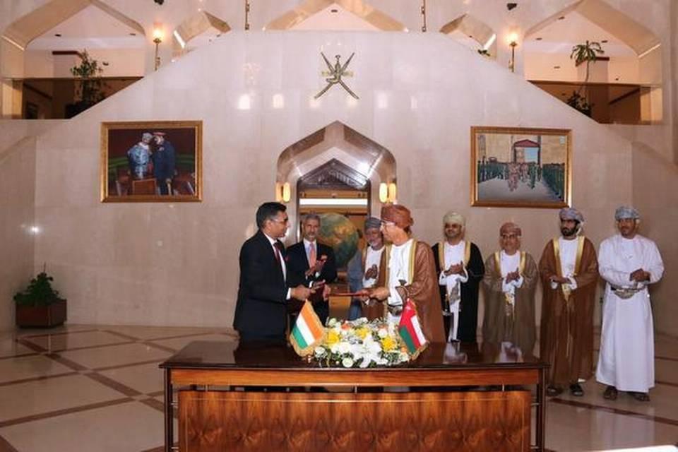دبلوماسي عماني: مستعدون لنكون مركز وصل بين الهند والقارة الأوروبية