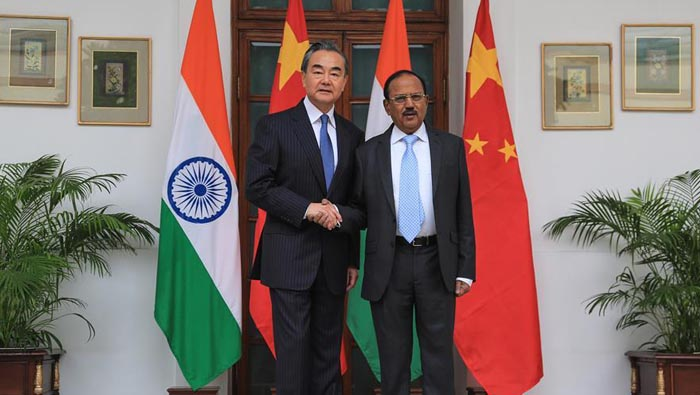 China, India agree to boost political trust and safeguard peace