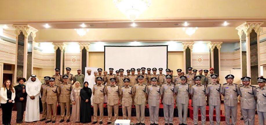 Oman hosts Interpol team