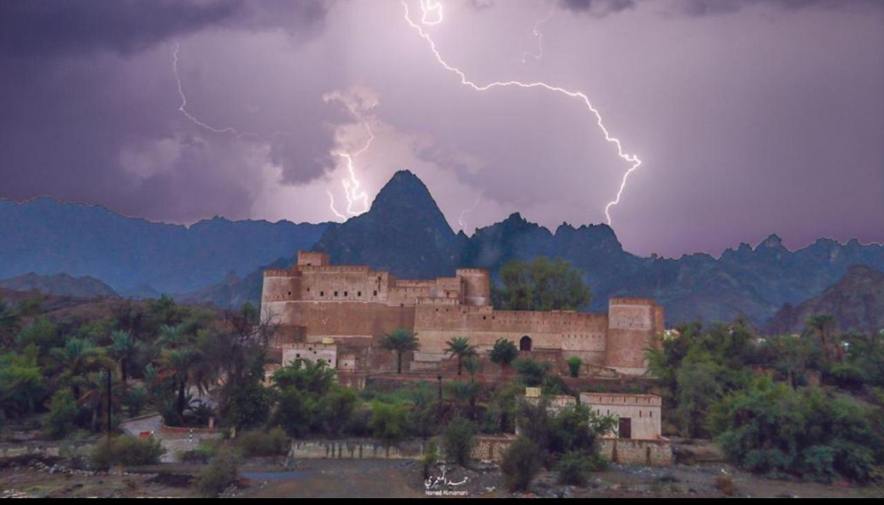 Heavy rain, strong winds hit many parts of Oman