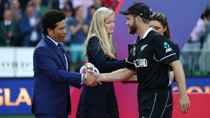 New Zealand win MCC's Spirit of Cricket award for 2019