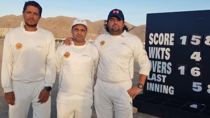 OHI, Al Jadidi, OCT Mabellah among weekend winners