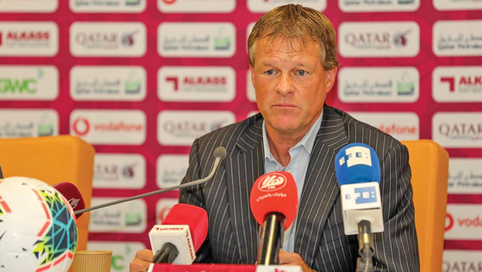 My players gave everything at the Gulf Cup: Oman football coach Koeman