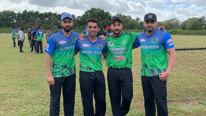 Sufyan takes part in prestigious US cricket tournament