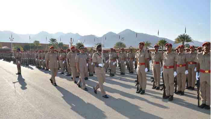 Royal Army of Oman celebrates graduation of new recruits