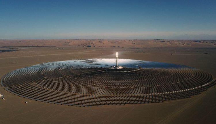 شينخوا : الصين تبني محطة طاقة شمسية فضائية بحلول 2035