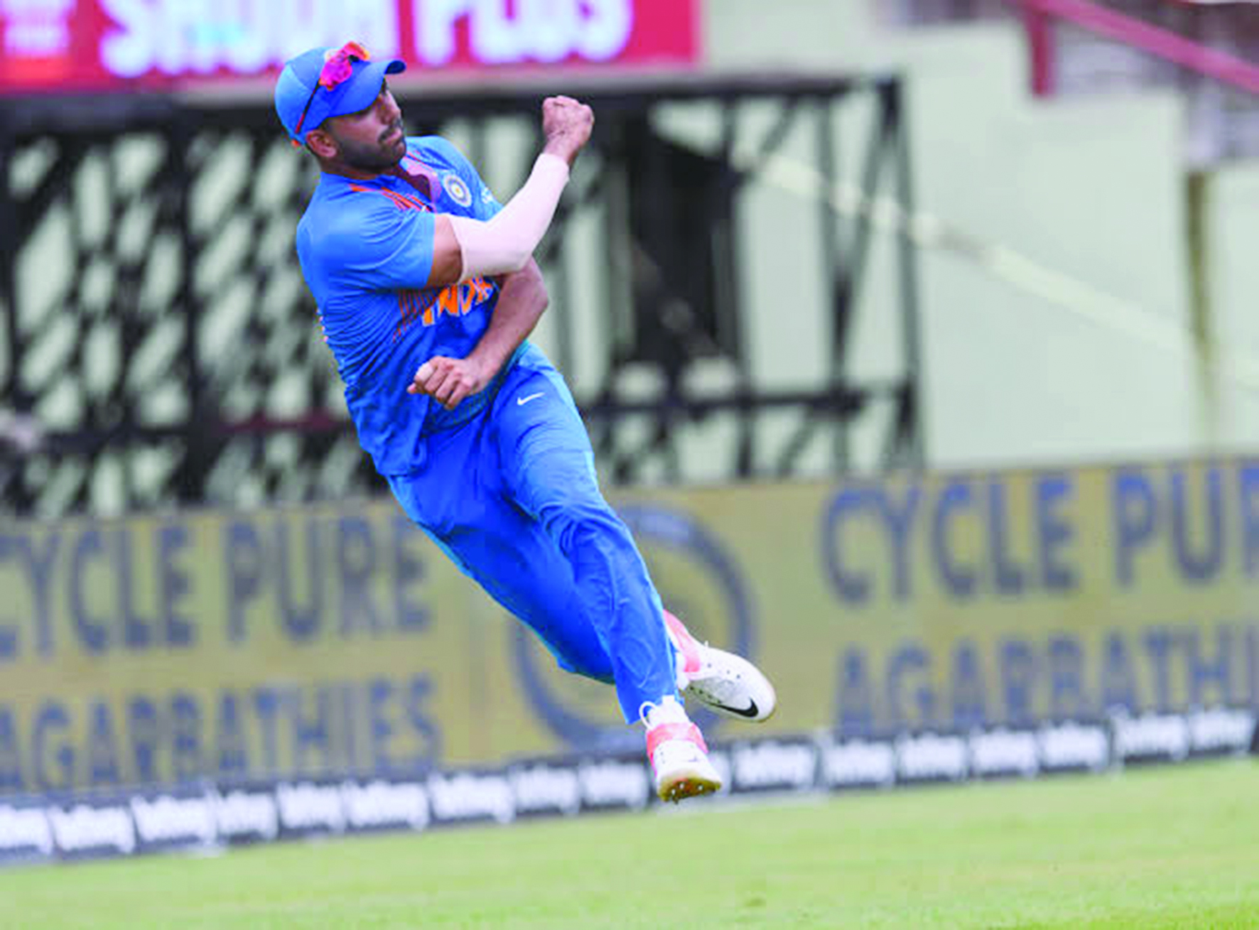 Chahar wants to be selective after back injury stalls progress