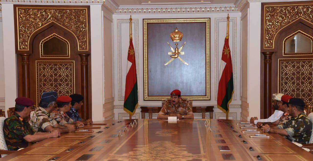 بيان صادر من مجلس الدفاع في 11 يناير 2020