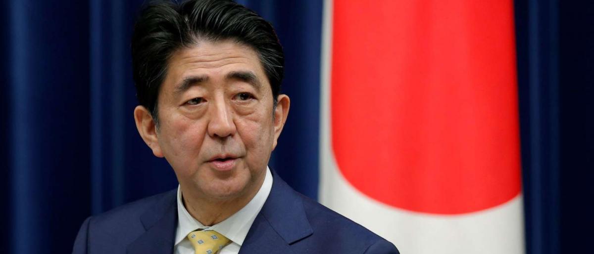 رئيس وزراء اليابان : جلالة السلطان قابوس كان القائد الذي نال احترام العالم بأسره
