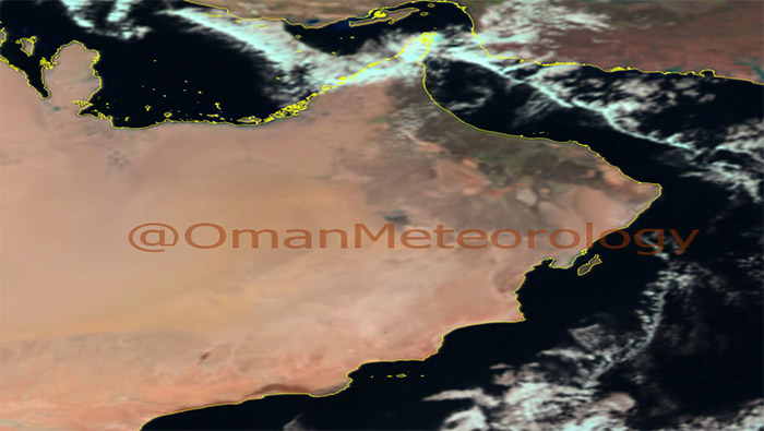 Heavy rain expected in Muscat for two days