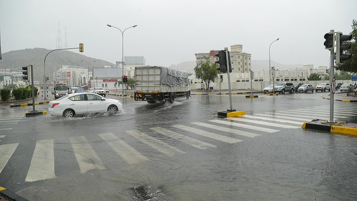 Muscat to receive very heavy rainfall over next six hours