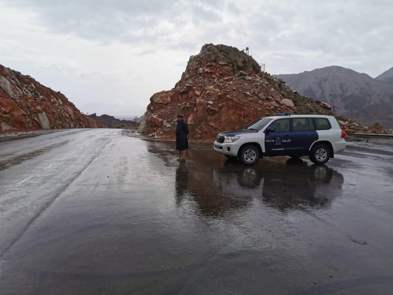 ROP calls for caution as rains continue over northern Oman