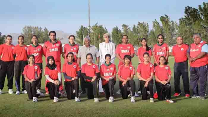 Oman women's team leaves for ICC Quadrangular Series in Qatar