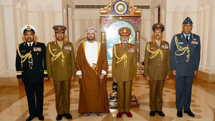The life and times of late His Majesty Sultan Qaboos