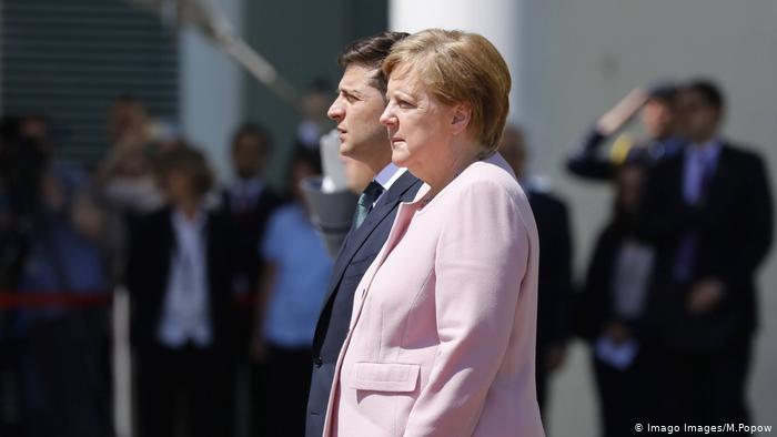 Ukraine seeks Berlin's help in getting justice over downed jet