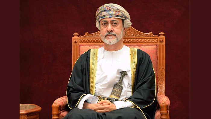 His Majesty the Sultan receives condolence message