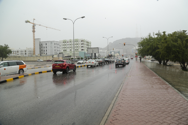 Will it rain in Oman next week?