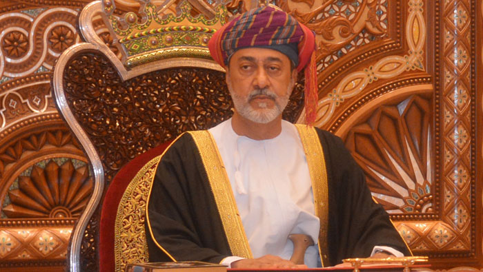 His Majesty Sultan Haitham receives condolence message from Hungary PM