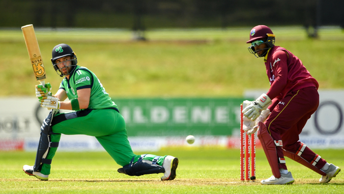 Ireland retain lead as rain washes away second T20I
