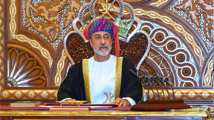 Sultan Qaboos set up a modern state from scratch, says HM