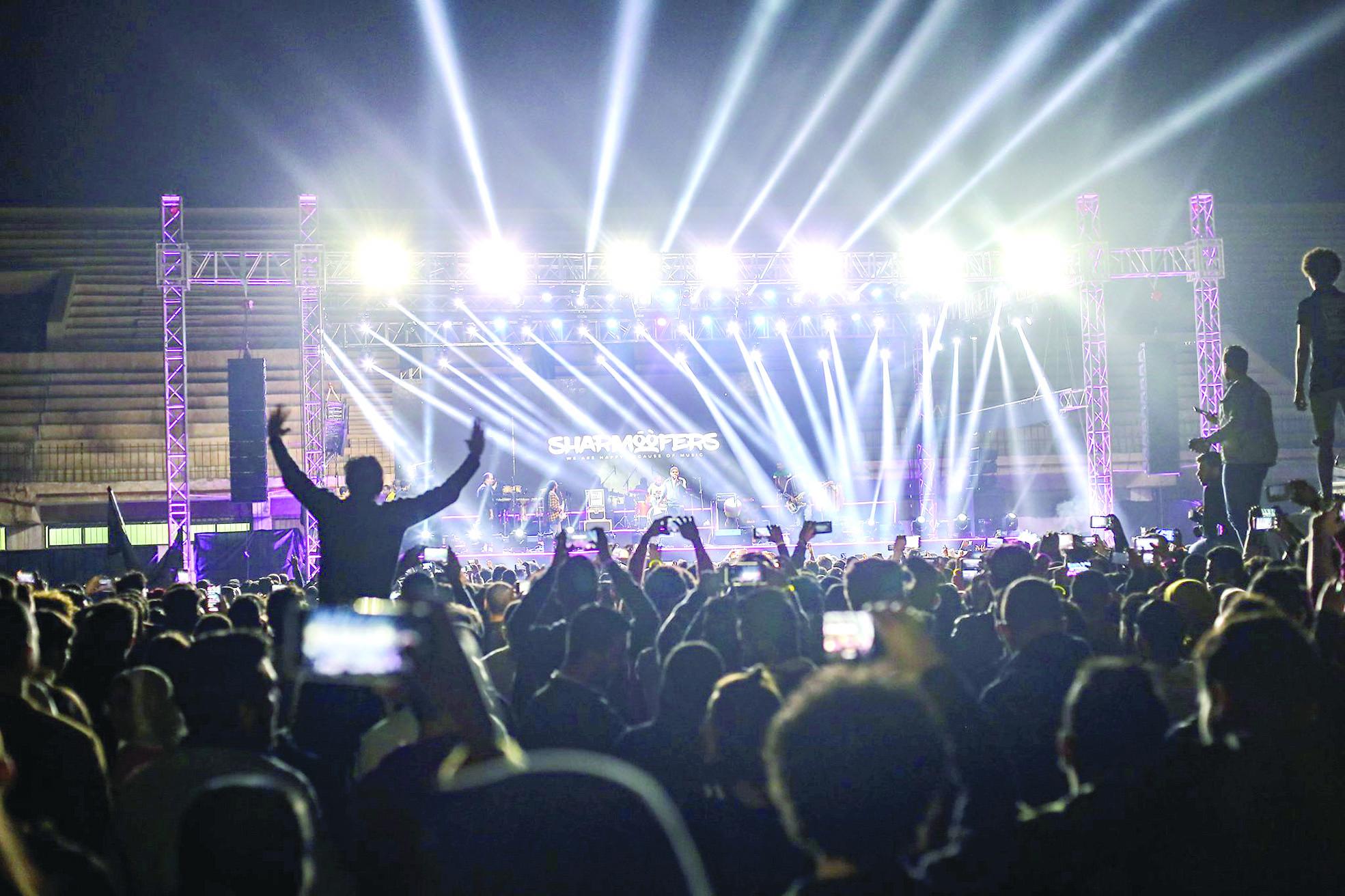 ساحة الموسيقى العربية المستقلة