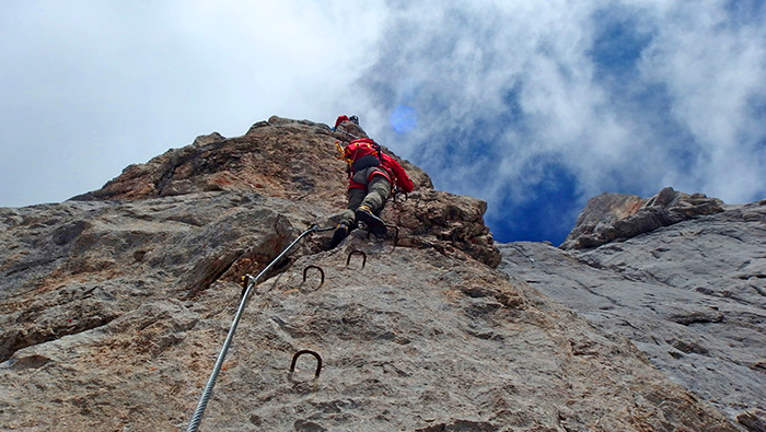 New via ferrata climbing route to be set up in Musandam