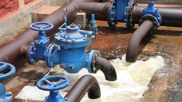 Electrical fault at main water pumping station in Oman