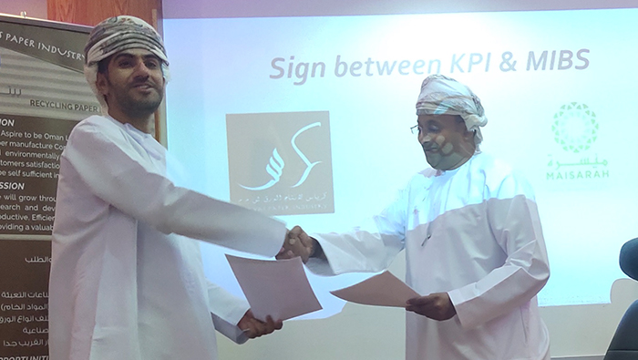 Maisarah signs MoU with Keryas Paper Industry