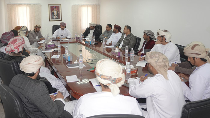 Al Mazunah Free Zone holds meeting on investments
