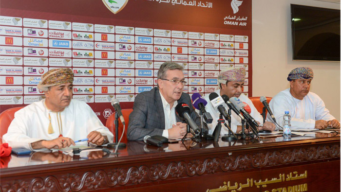 Together, we can do good things, says new Oman football coach Ivankovic