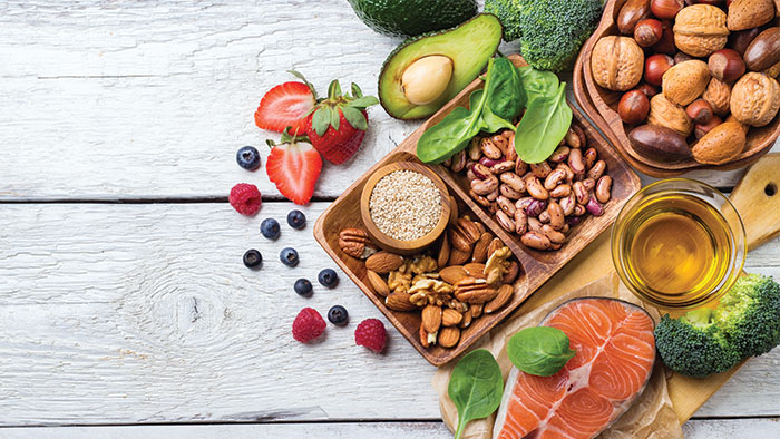5 ingredients for a heart-healthy lifestyle