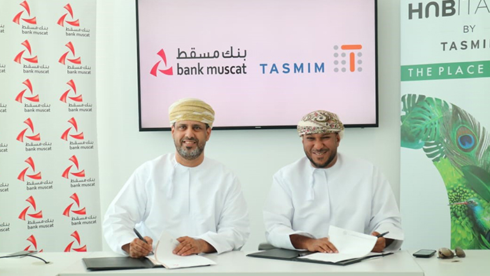 Tasmim signs MoU with Bank Muscat to offer easy home loans