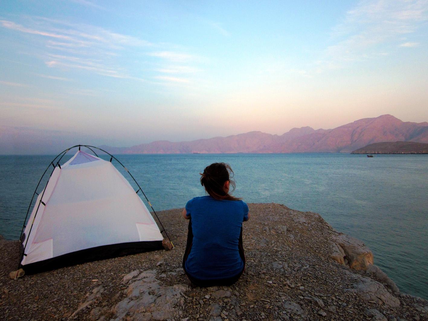 المخيمات.. الوجهة السياحية المفضّلة شتاءً