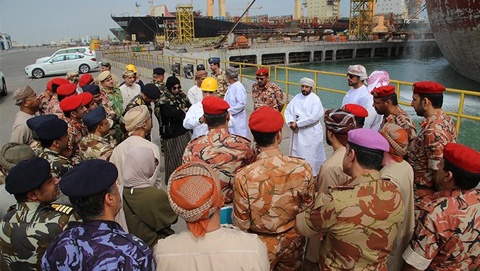 'SEZD a cornerstone of economic diversification plans of Oman'