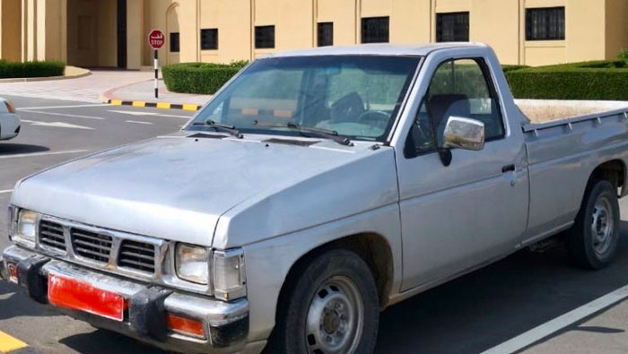 Driver arrested for hit-and-run with cyclist in Oman