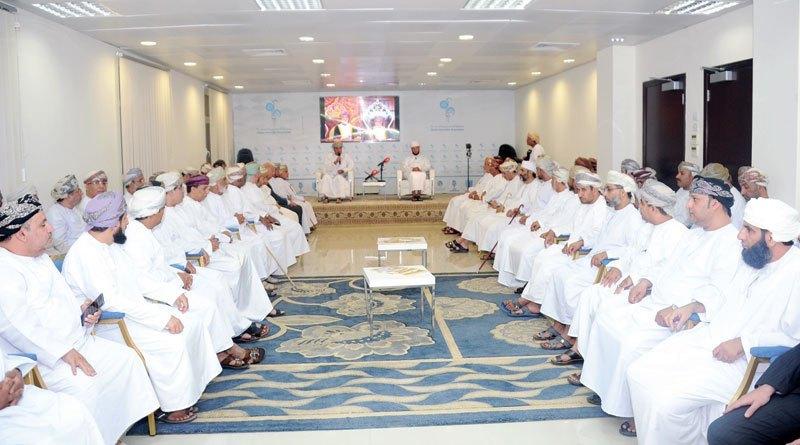 جمعية الصحفيين العمانية تقيم جلسة تأبينية للمغفور له جلالة السلطان قابوس طيب الله ثراه