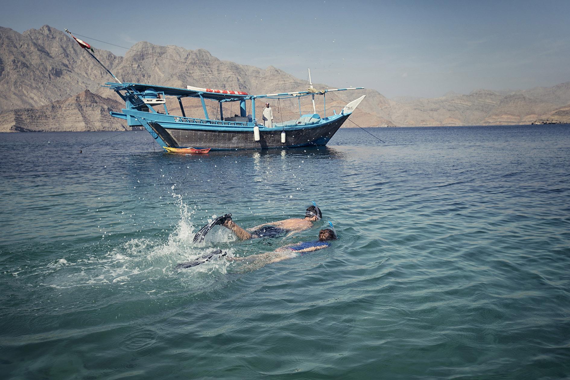 """بالصور .. """"مسندم"""".. الحضارة وروعة التضاريس.. أكثر من 332 ألف سائح زاروها خلال 2019"""