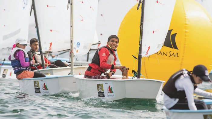 Top sailors to take part in 10th edition of Mussanah Race Week