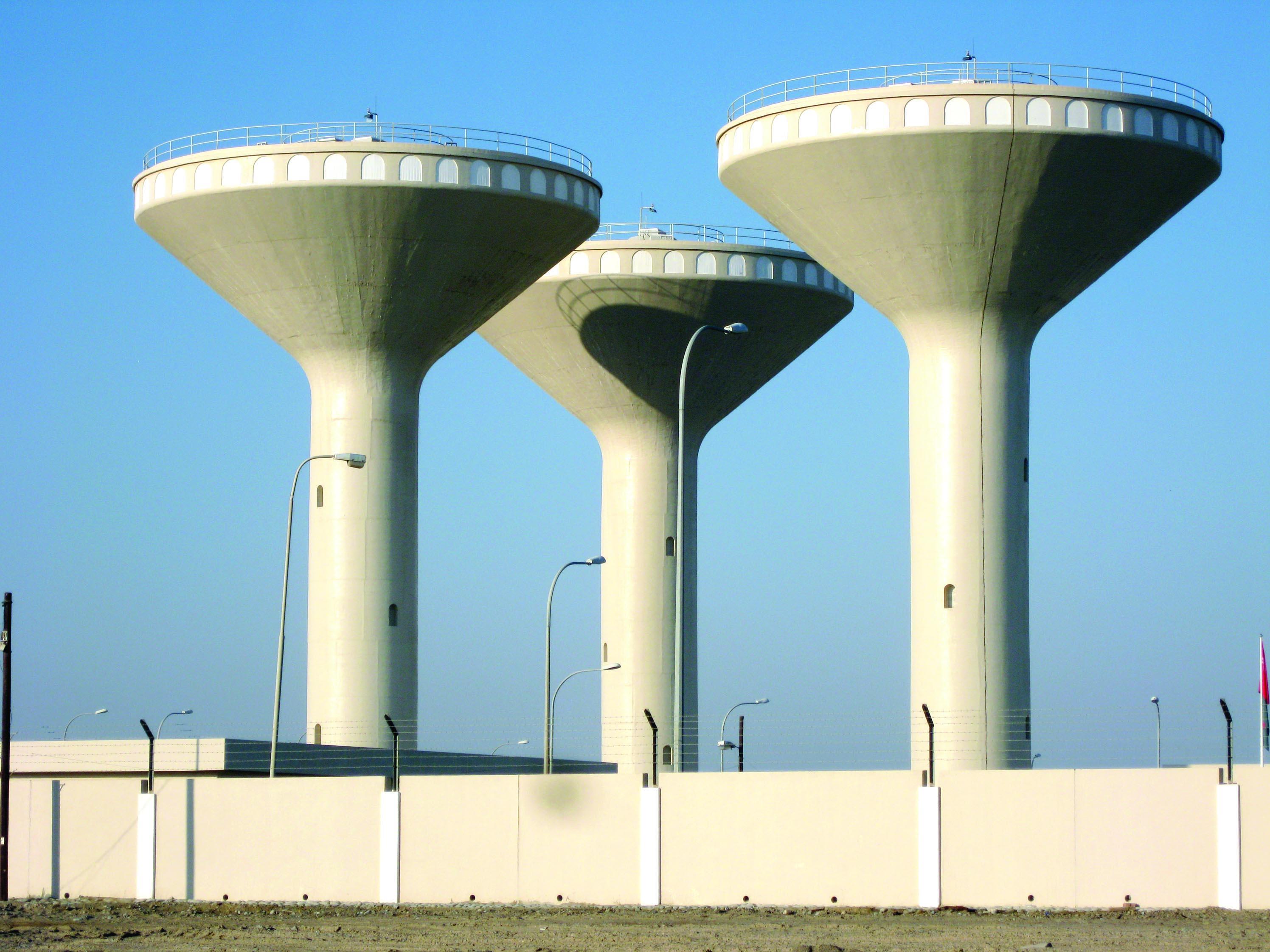 ديم تطرح عددا من المناقصات لمشاريع جديدة في قطاع المياه