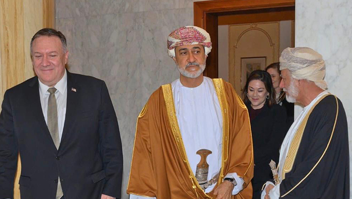 Our alliance with Oman is strategic, says US State Department