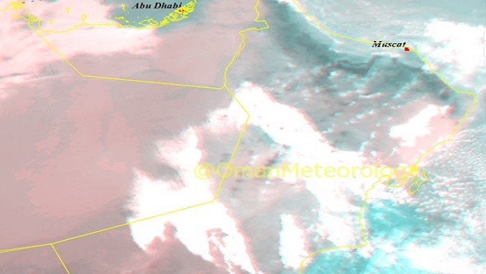Most parts of Oman to have clear skies