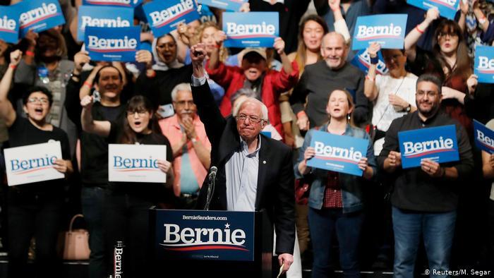 US elections: Bernie Sanders wins Nevada caucuses