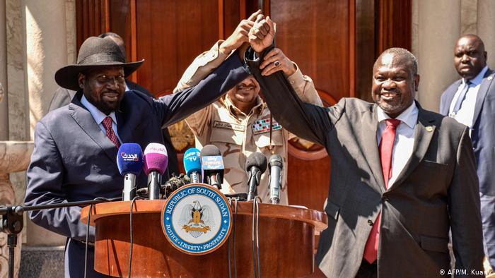 South Sudan ends 6-year war with formation of coalition government
