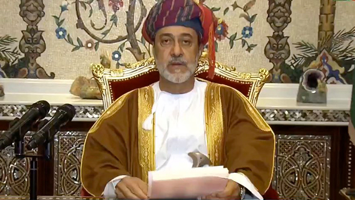Breaking: His Majesty addresses the nation