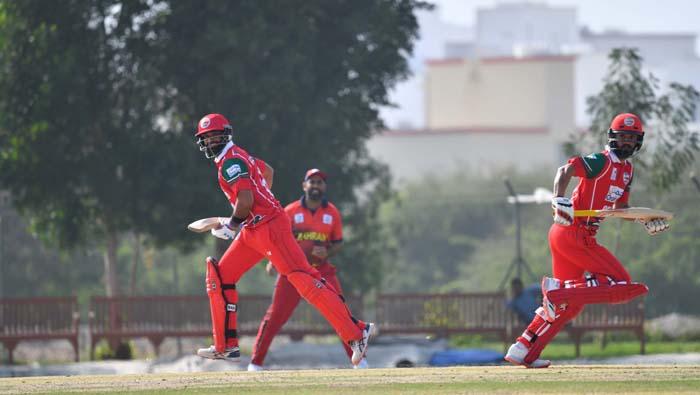 Khawar Ali spins web as Oman thrash Bahrain in T20 match