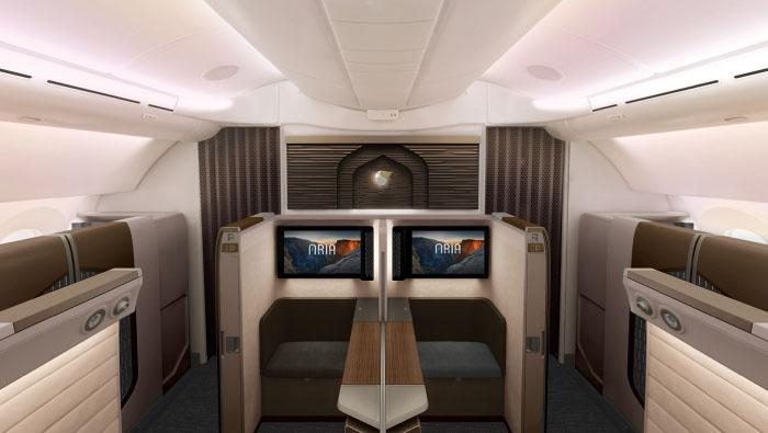 Oman Air bags First Class Suite award