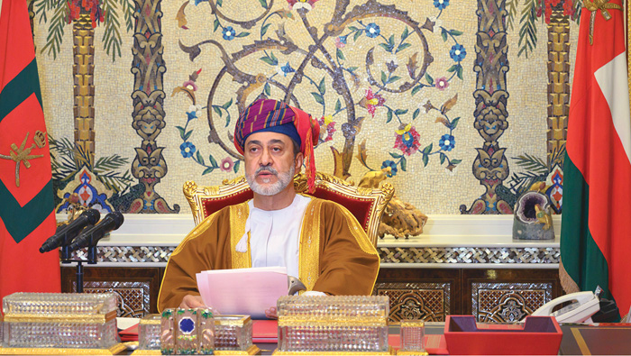 HM's Royal Speech: Oman charts future roadmap