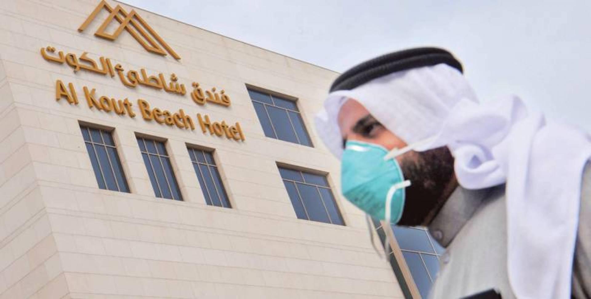 """الكويت تعلن ارتفاع أعداد إصابات """"كورونا"""" إلى 12 حالة"""