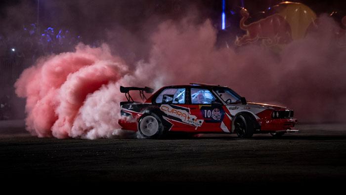 Red Bull Car Park Drift all set to kickstart this week